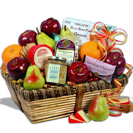 Custom made Gift Basket
