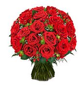 Red Roses Romance - Roses Beauty