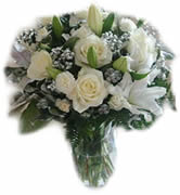 Winter White Handtied - Rhapsody