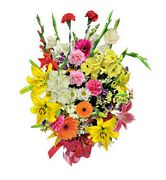Seasonal Flower Bouquet  - Floral Spray