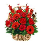 Red Passion Bouquet - Red Hot